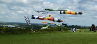 Dunstable Downs Kite Festival