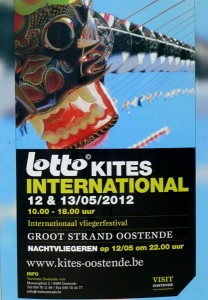 Oostende International Kite Festival